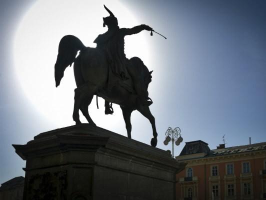Otključaj Zagreb - kip bana Jelačića