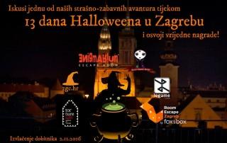 Ideje za Halloween u Zagrebu
