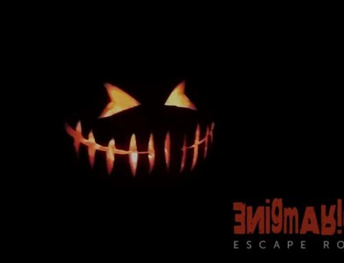 Zajašite svoje metle i doletite u escape room Enigmarium®!