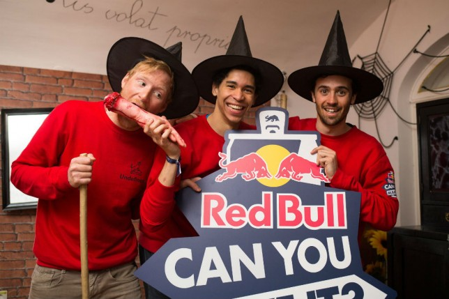 Red Bull Can You Make It - Zagreb challenge