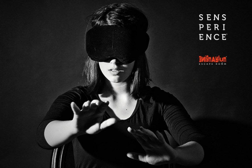 Sensperience escape room (ex. morpheus)