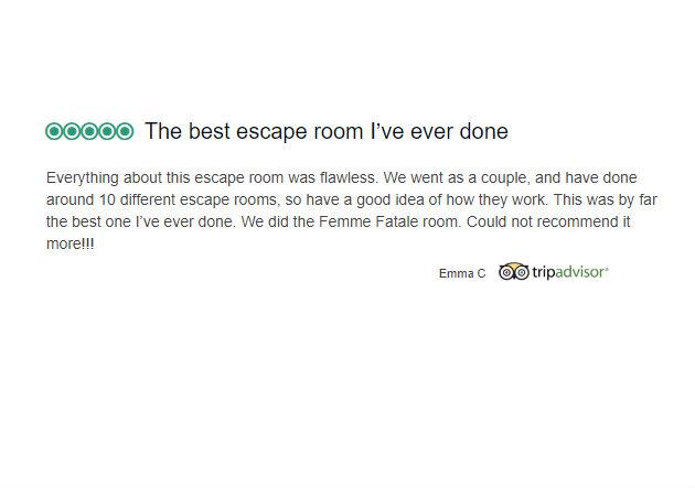 Escape room iskustva
